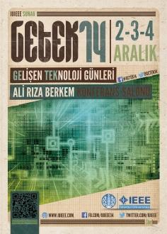 İstanbul Üniversitesi GETEK'14 Başlıyor