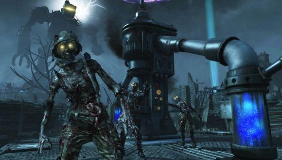 CoD: Advanced Warfare'ın Zombileri Gözüktü