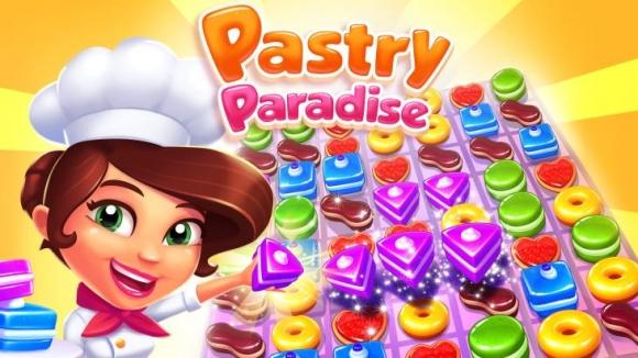 Gameloft: Pastry Paradise Yayımlandı