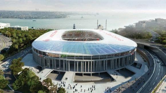 Vodafone Arena 4G'ye Hazır