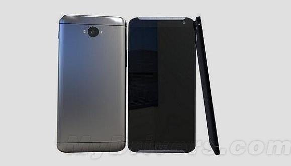 HTC M9 2K Ekranla Gelebilir