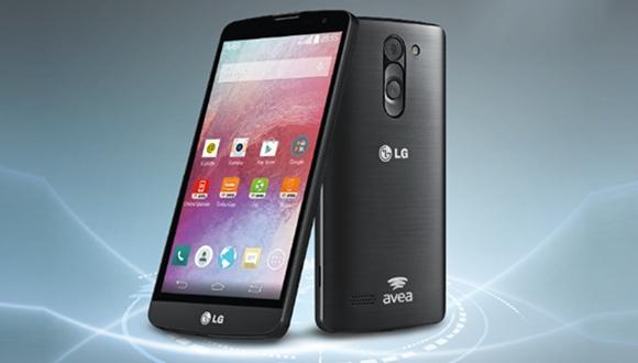 Avea LG L Bello İncelemesi