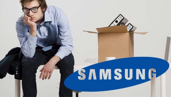 Samsung Yönetimi Endişeli