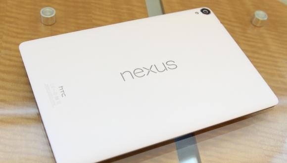 Nexus 9'da Değişiklik Yapıldı!