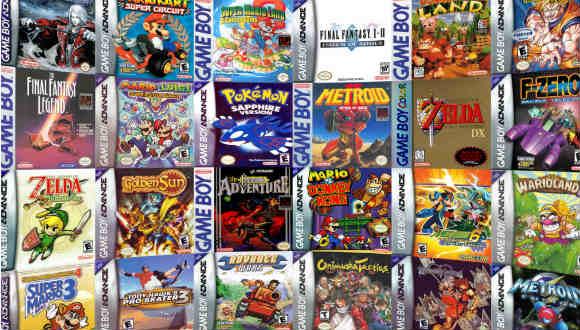 Nintendo GameBoy Emülatörü Geliyor!