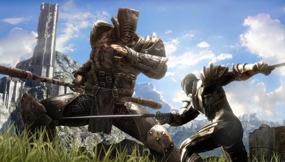 Infinity Blade'in Yeni Adresi Xbox One