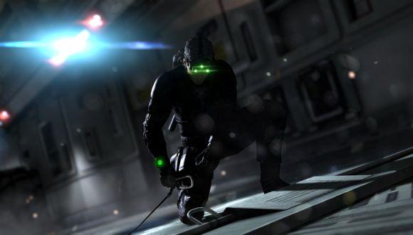Splinter Cell için Live-Action Video
