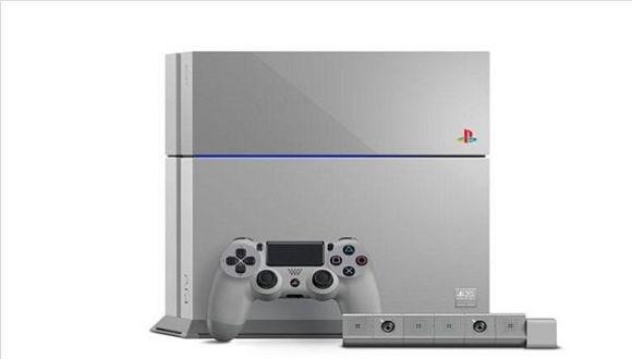 Sony'den 20. Yıla Özel PS 4