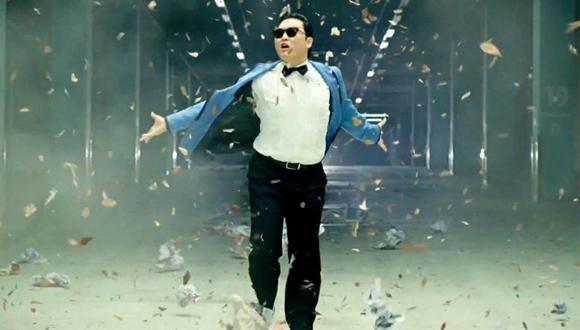Gangnam Style Youtube Sayacını Bozdu