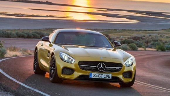 Mercedes'ten Güçlü AMG GT
