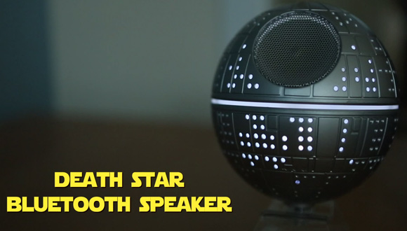 Death Star Kablosuz Hoparlör