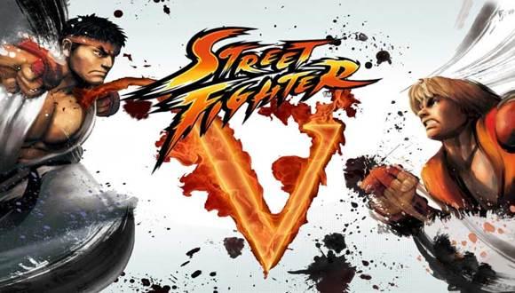 Street Fighter 5 Duyuruldu