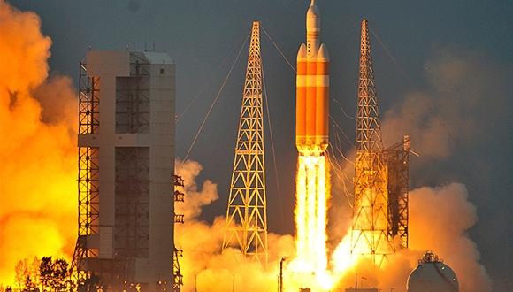 Mars Yolunda İlk Umut: Orion Fırlatıldı