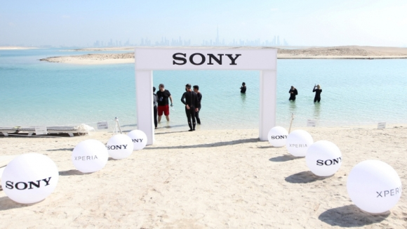 Sony Konsept Su Altı Mağazasını Açtı