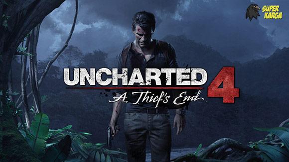 Uncharted 4'ten 15 Dakikalık Oynanış Videosu
