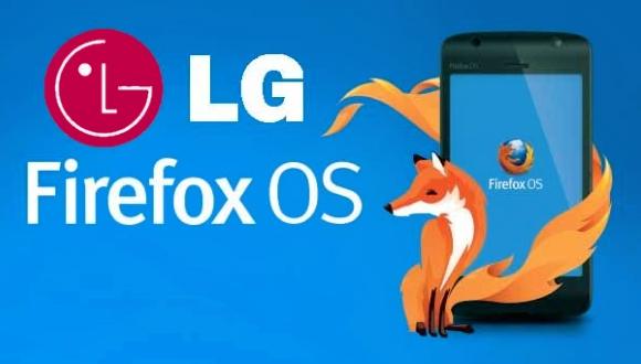 LG'nin Firefox'lu İlk Telefonu L25