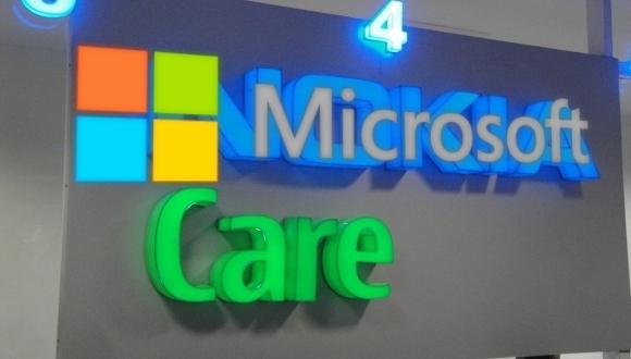 İlk Microsoft Care Açılıyor!