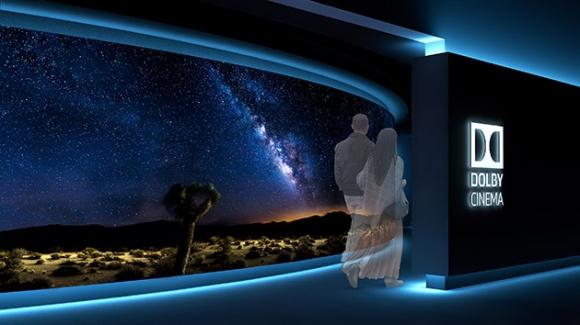 IMAX'e Rakip: Dolby Cinema