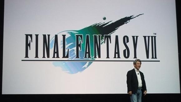 Final Fantasy VII PS4'e Gelecek