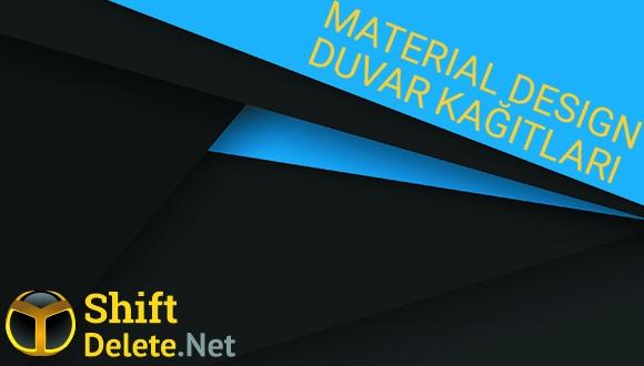 Material Design Duvar Kağıtları