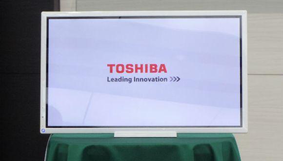 Toshiba'dan 24 inç Ekranlı Tablet