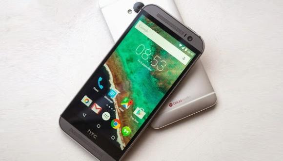 HTC One M9'un Ön Paneli Sızdı