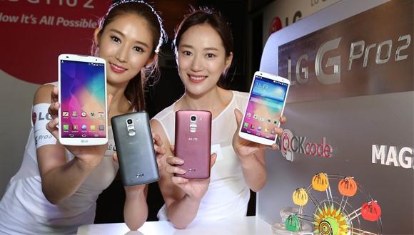 LG G Pro Serisi Sonlandırılabilir