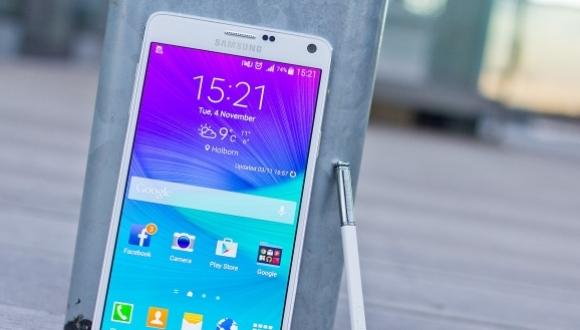 Snapdragon 810'lu Note 4 Geliyor!
