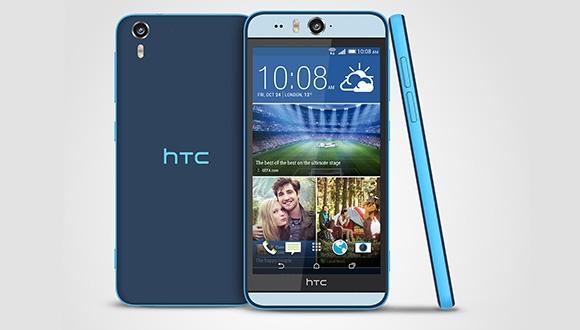 HTC Desire Eye Türkiye'de Satışta