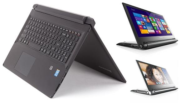 Lenovo Flex2 Notebook İncelemesi