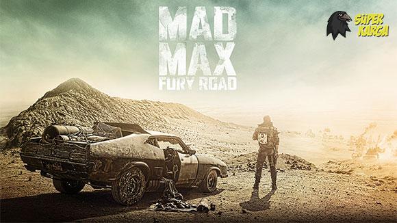 Mad Max'ten Muhteşem İlk Fragman