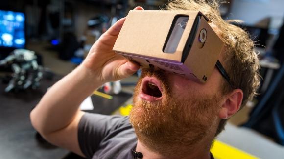 Google Cardboard 500.000 Sattı