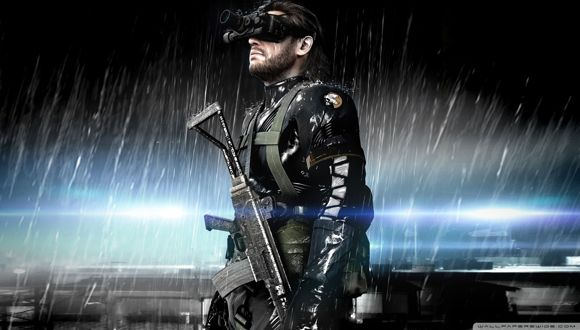 MGS 5: Ground Zeroes'tan Yeni Video
