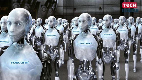 Robotlar iPhone Üretimi Yapamıyor