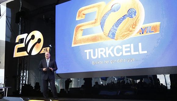 Türkiye'yi Turkcell Temsil Edecek!