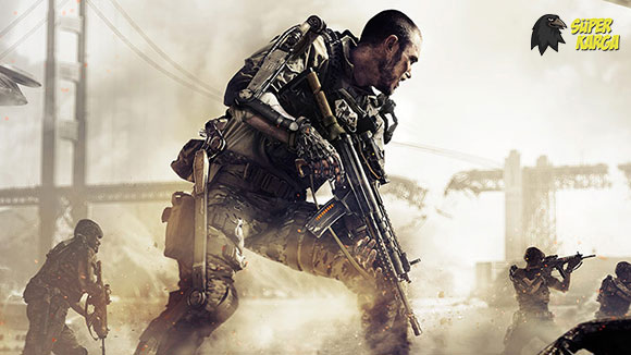 Call of Duty: AW Bu Hafta Sonu Bedava