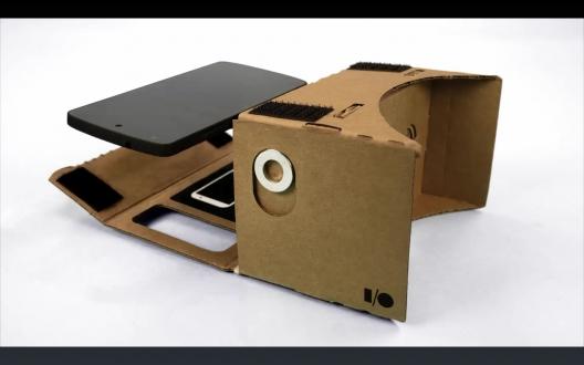 Google Cardboard ile Sanal Gerçeklik Deneyimlerimiz