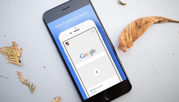 iOS için Google, Material Design'a Geçti