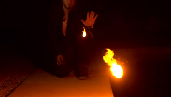 Pyro: Fireball Fantezisi Gerçek Oldu