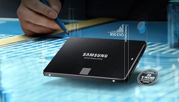 Samsung Yeni SSD Modelini Tanıttı: 850 EVO
