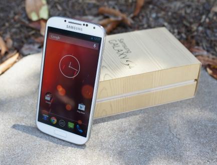 Galaxy S4 GPE için Android 5.0.1 Çıktı