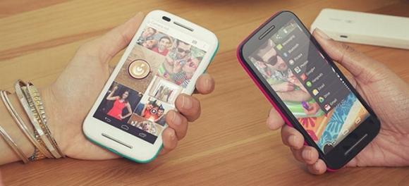 Motorola, Uygun Fiyatlı 4G Telefonlar Üretiyor