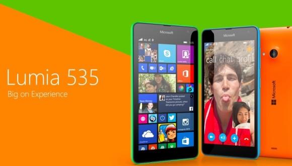 Lumia 535 Ekran Sorunu Onaylandı!