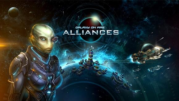 Galaxy On Fire – Alliances