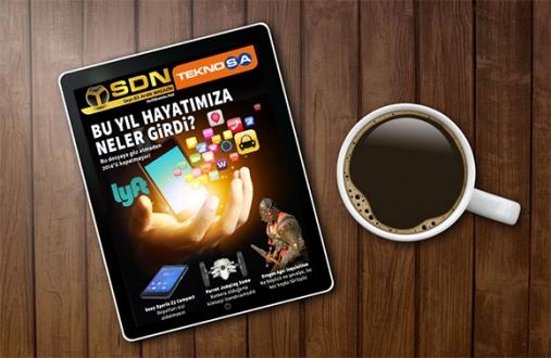 SDN Teknosa Magazin 83. Sayı Yayında