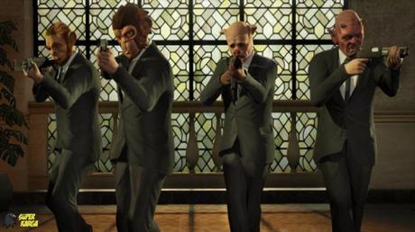 GTA Online'dan İlk Oyun İçi Video