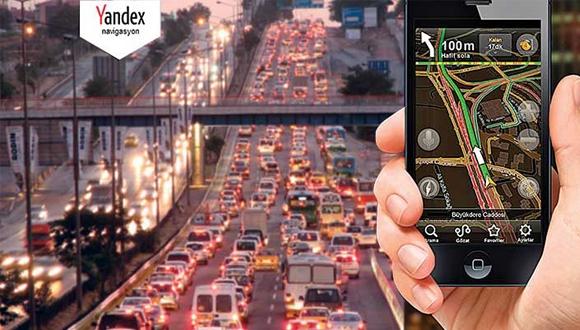 Yandex.Navigasyon Yeni Sürümüne Kavuştu