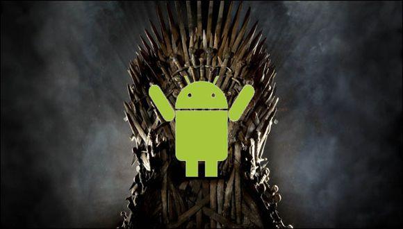 Game of Thrones Android için Çıktı