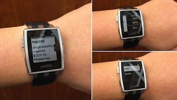 Pebble Artık Android Wear Uyumlu