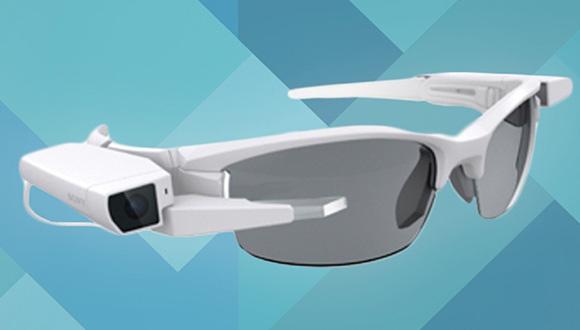 Sony'den, Glass Rakibi Gözlük